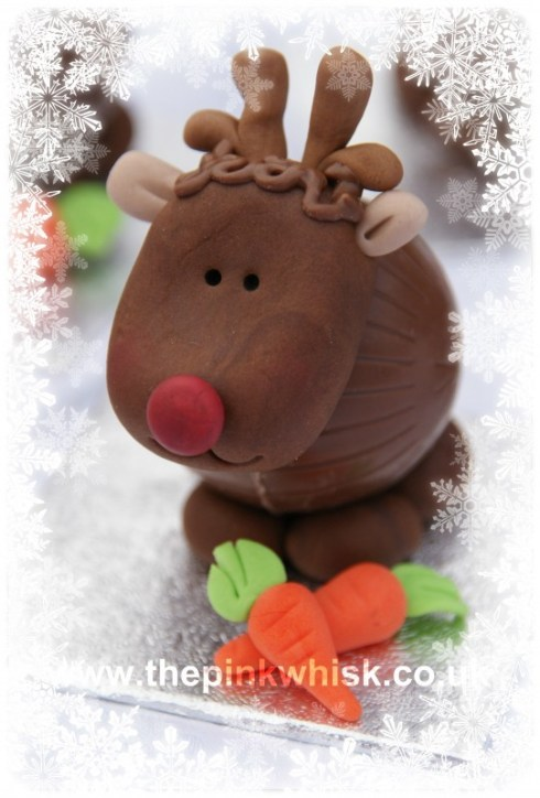 Best recipes for christmas chocolate reindeer
