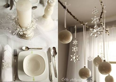 most creative christmas table decor ideas 38