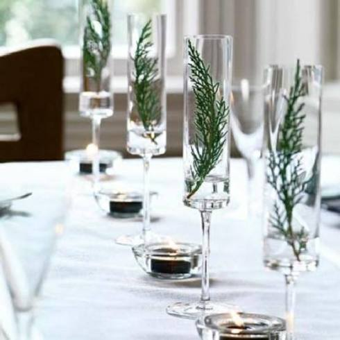most creative christmas table decor ideas 54