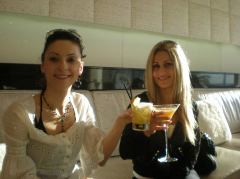traditional drinks in Dubai