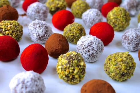 Best recipes for christmas fudgey truffles