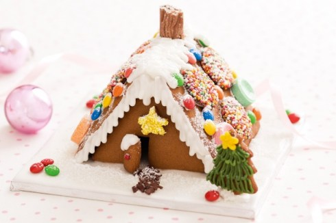 Best recipes for christmas gingerbrad house