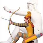 the original colors of ancient Greek and Roman sculptures 15