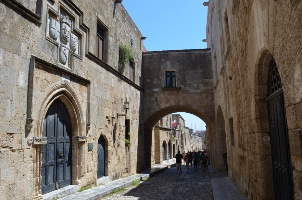 Rhodes Old Town 12