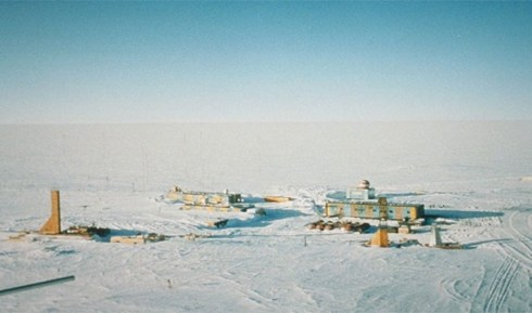 world's worst places to live in, Antarctica