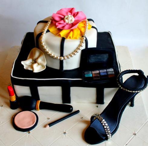 most impressive fashion cakes