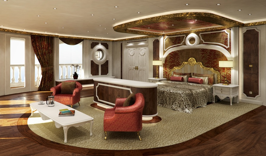 Most Expensive Luxury Yachts Streets Of Monaco Interior