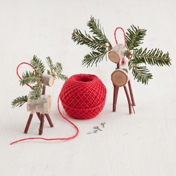 Astonishing 30 Diy Rustic Christmas Ornaments Ideas Moco Choco Download Free Architecture Designs Rallybritishbridgeorg