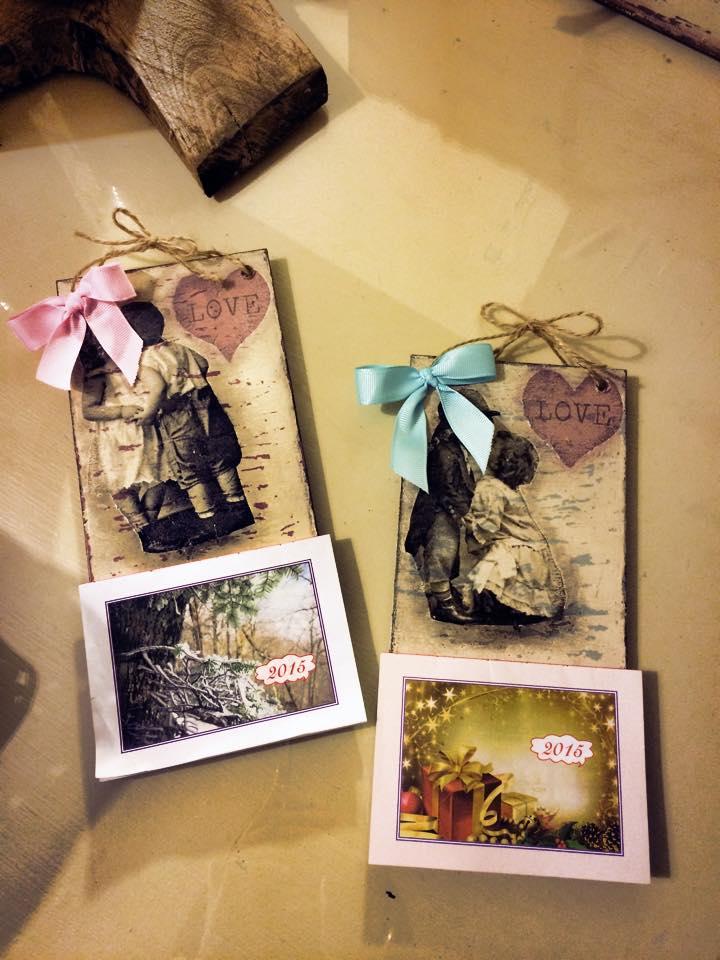 Love Calendar Diy : Diy love calendar moco choco