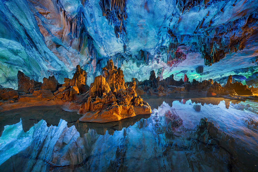 world's most impressive caves, China