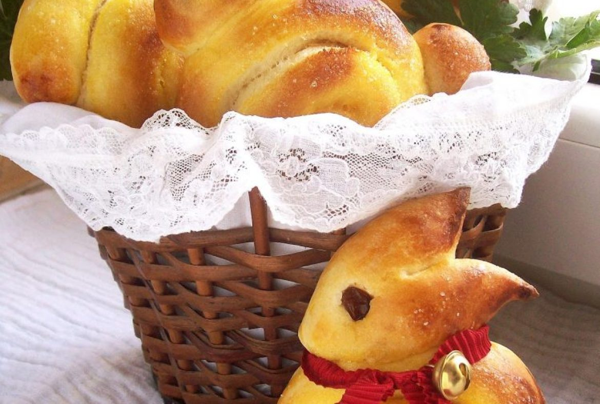 easy and creative bread recipe for easter