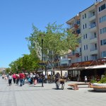 seafront of the city of Canakkale 2