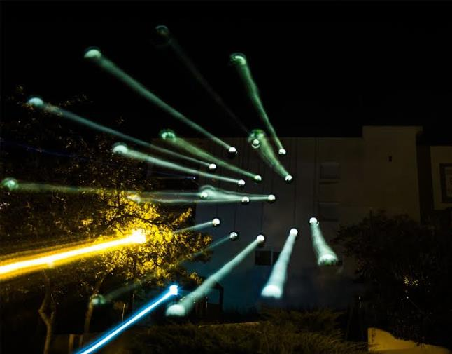 innovative lighting art, tyrelight 4