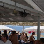 Greece Halkidiki Paliouri beach, best beach bars in Halkidiki Lefki Ammos 3