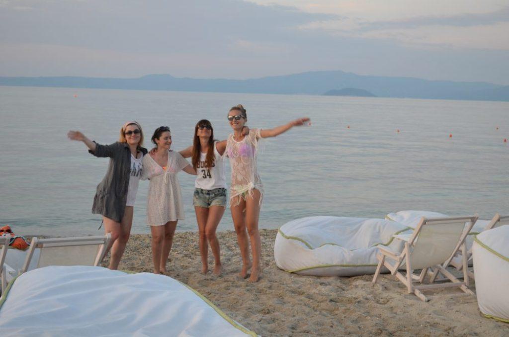 Summer time in Kassandra, Halkidiki-Greece 2