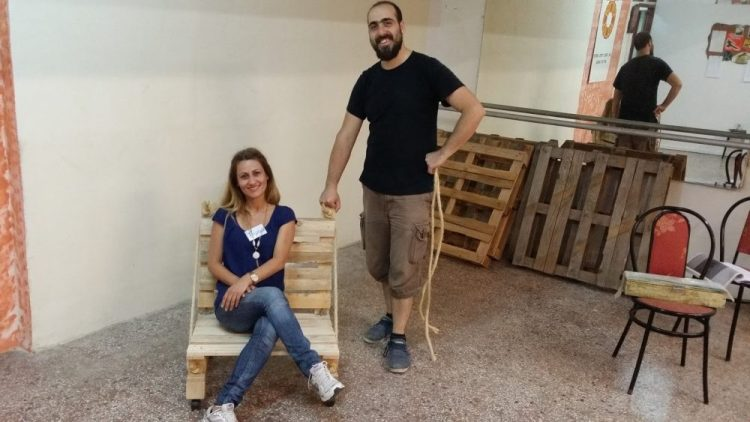 ideas and instructions for pallet furniture 3