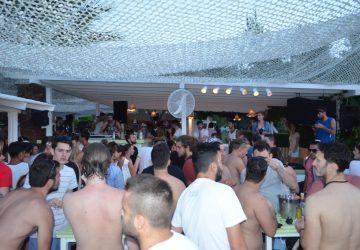 Party time in Kassandra, Halkidiki-Greece 2