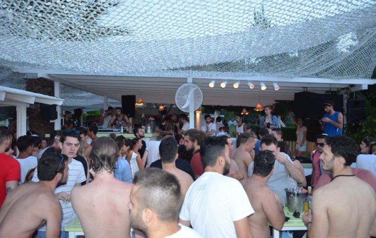 Party time in Kassandra, Halkidiki-Greece 2