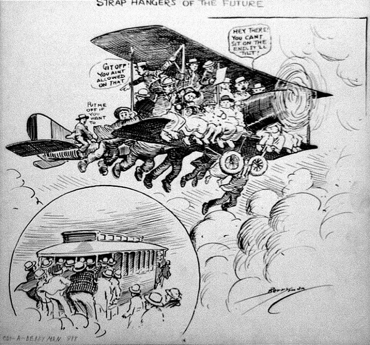 Future Forecasts In 1920, USA