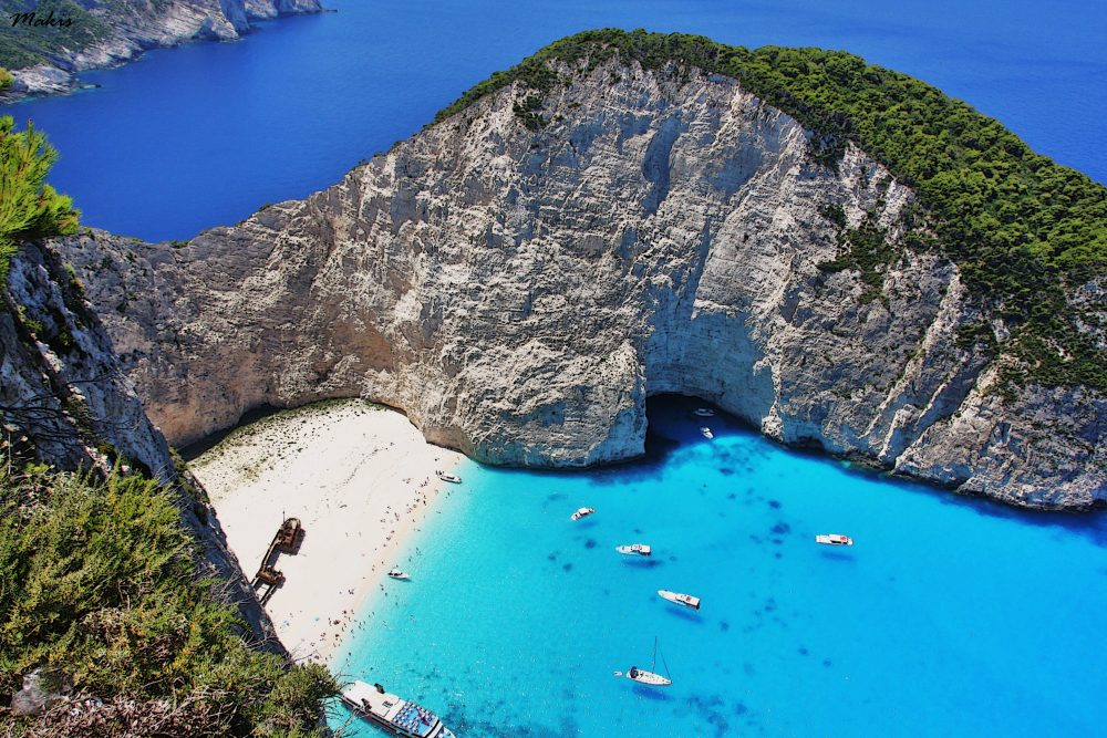 "Navagio (Shipwreck beach)-How the ""Shipwreck"" Became a Shipwreck! The Story Behind the Popular Beach of Zakynthos."