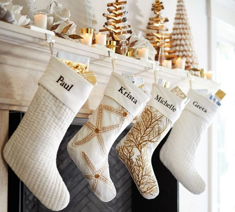 creative white christmas decoration 7
