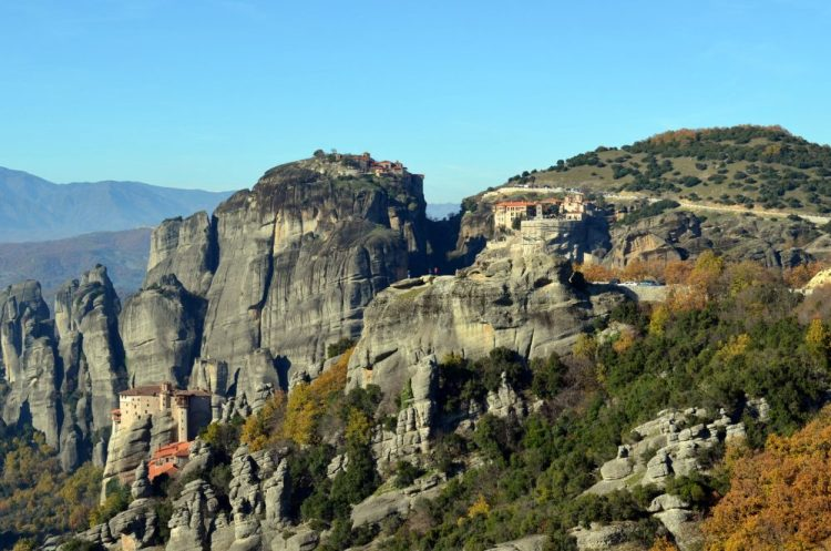 The most impressive monasteries in Thessaly 2