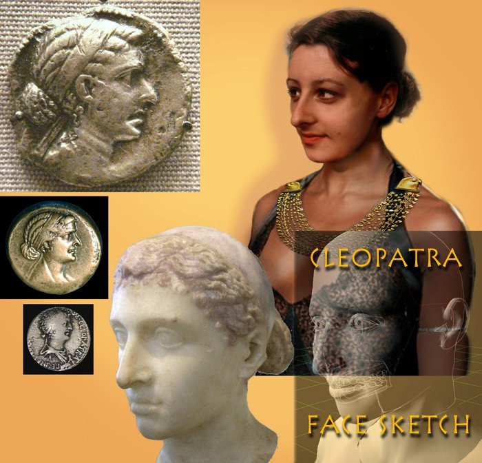 What Did Cleopatra Really Look Like Moco Choco