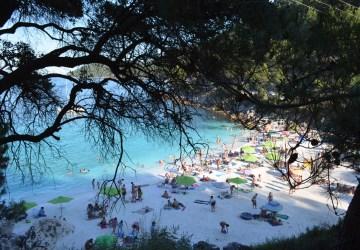 most beautiful beach in Thassos, marble beach 6