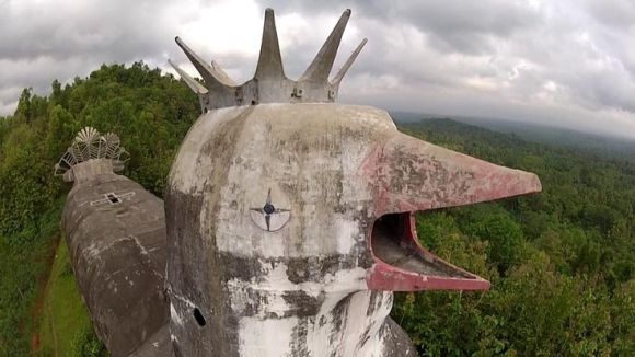 Indonesian Unusual Chicken church 10