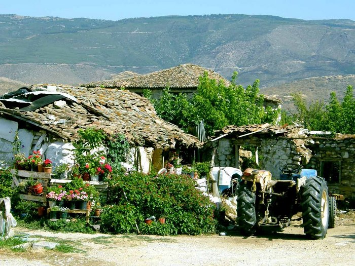 The remote village of Magnesia 18