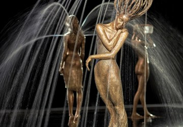 Artistic Water Fountains 11