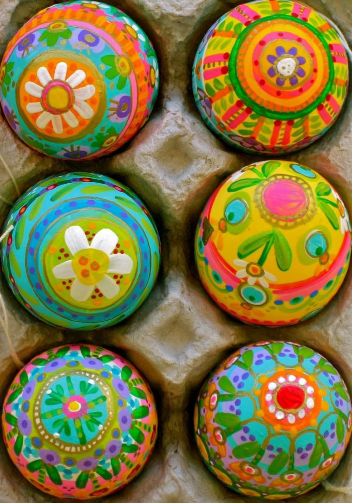 awesome ideas for boho easter decor 2