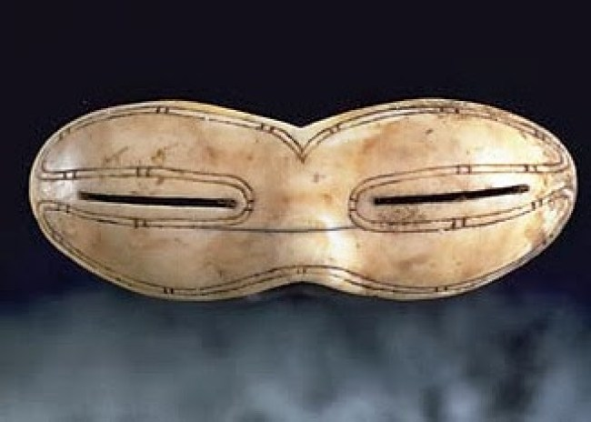 Oldest Objects Ever Found, sunglasses