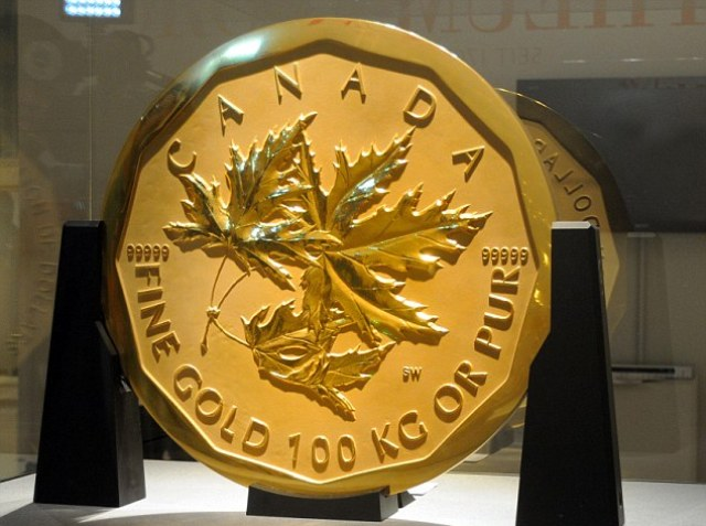 world's most unusual coins, Canada