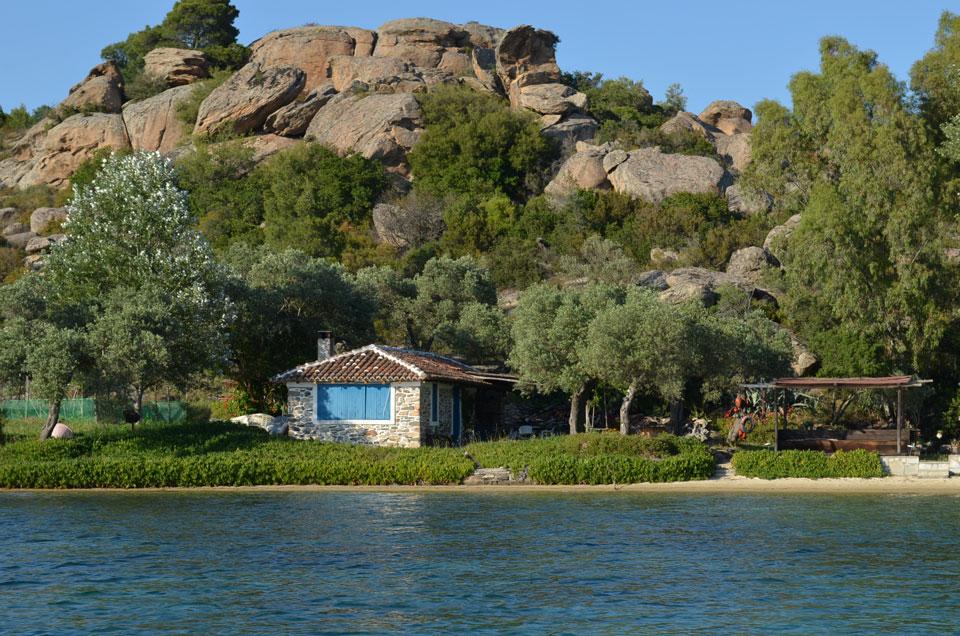 beautiful beach in Halkidiki 10