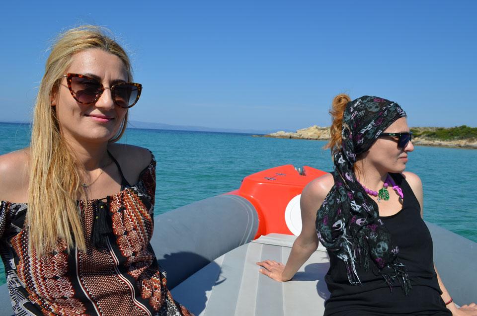 beautiful beach in Halkidiki 17