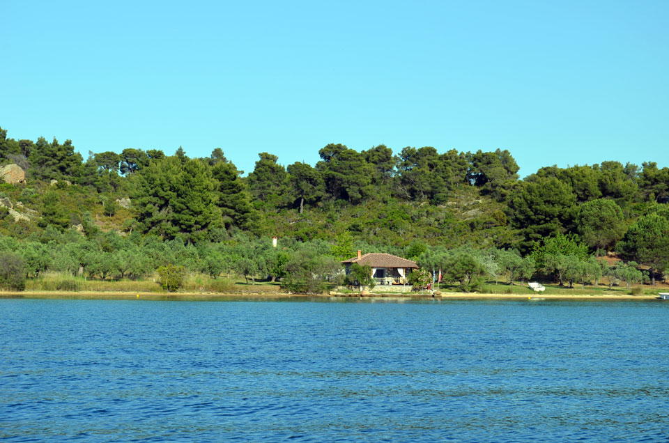 beautiful beach in Halkidiki 27