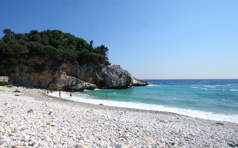 the most popular beaches of Pilio, Potistikon 12