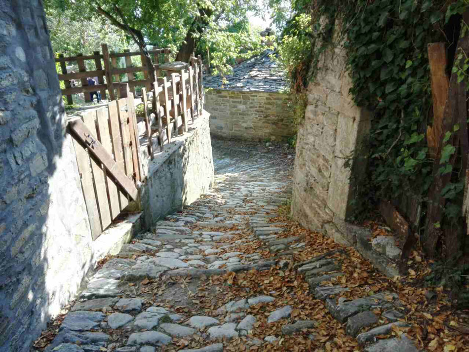 picturesque Greek village, Pilio 4