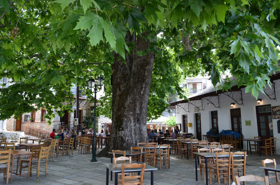 picturesque Greek village, Pilio 11