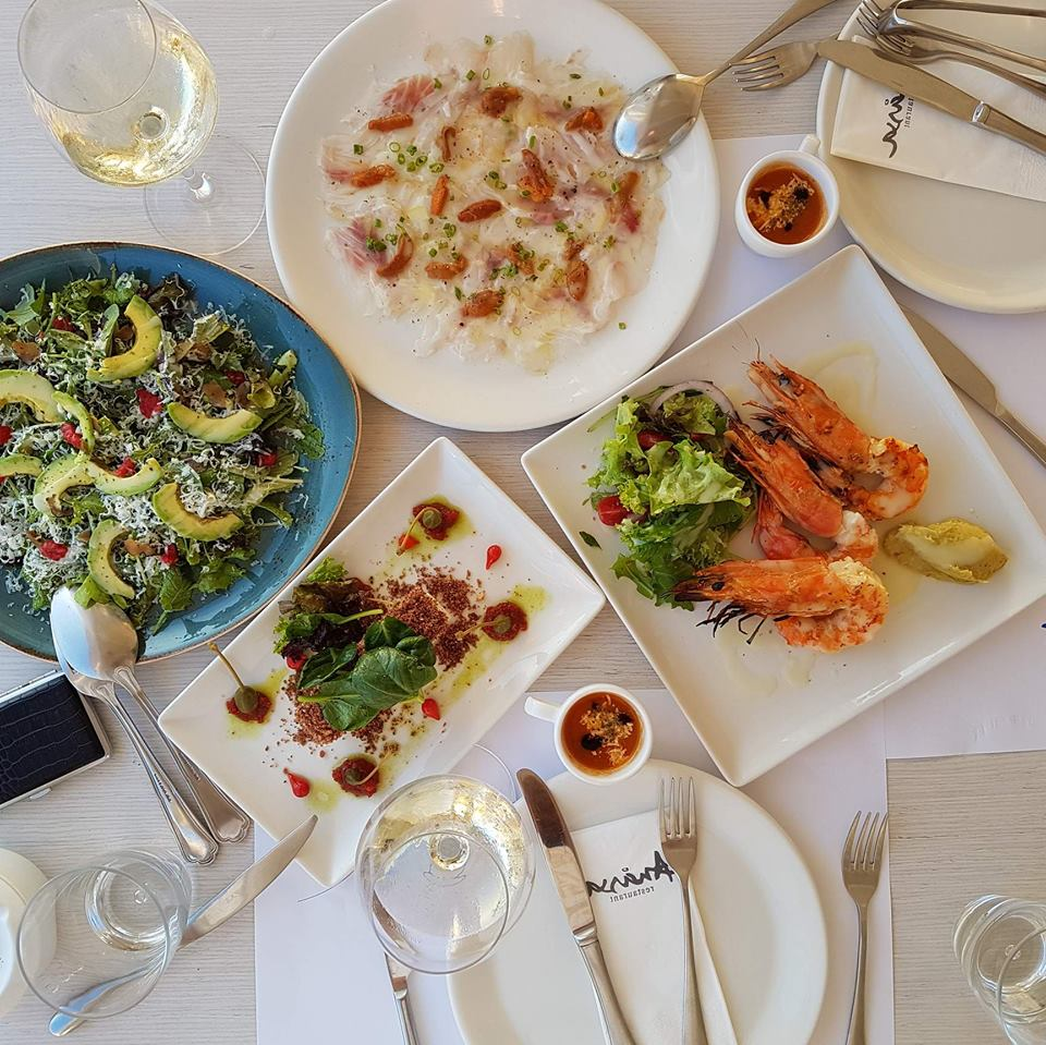 gourmet restaurants in Halkidiki