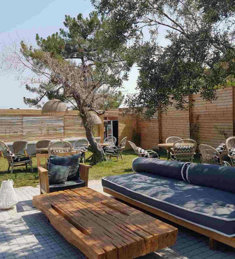 gourmet restaurants in Halkidiki, Villas 4