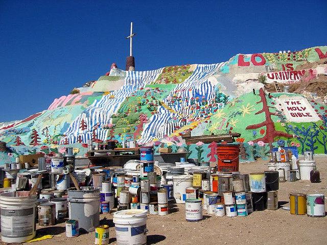 unusual art around the world, California 7