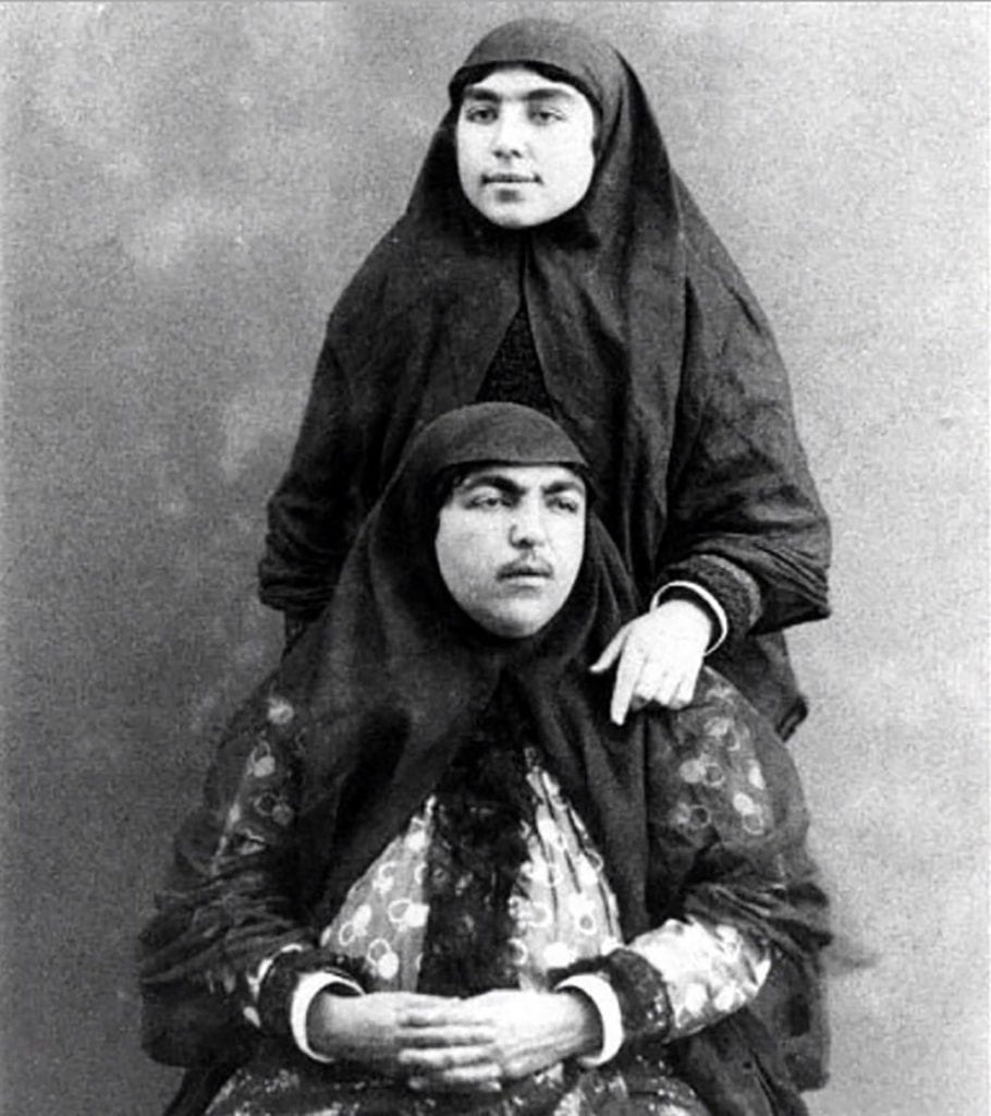 Iranian princess symbol of beauty 3