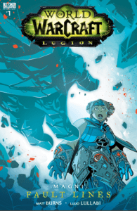 World of Warcraft- Legion - Issue #1