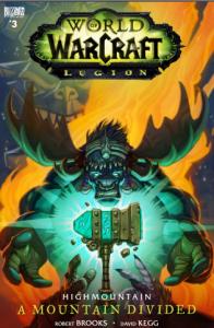 World of Warcraft - Legion - Issue 3