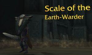 Protection Warrior Artifact