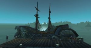The Boat to Northrend