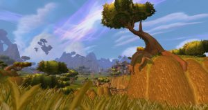A Beautiful Nagrand Picture