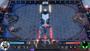 Minion Masters Battleground
